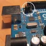 arduino header